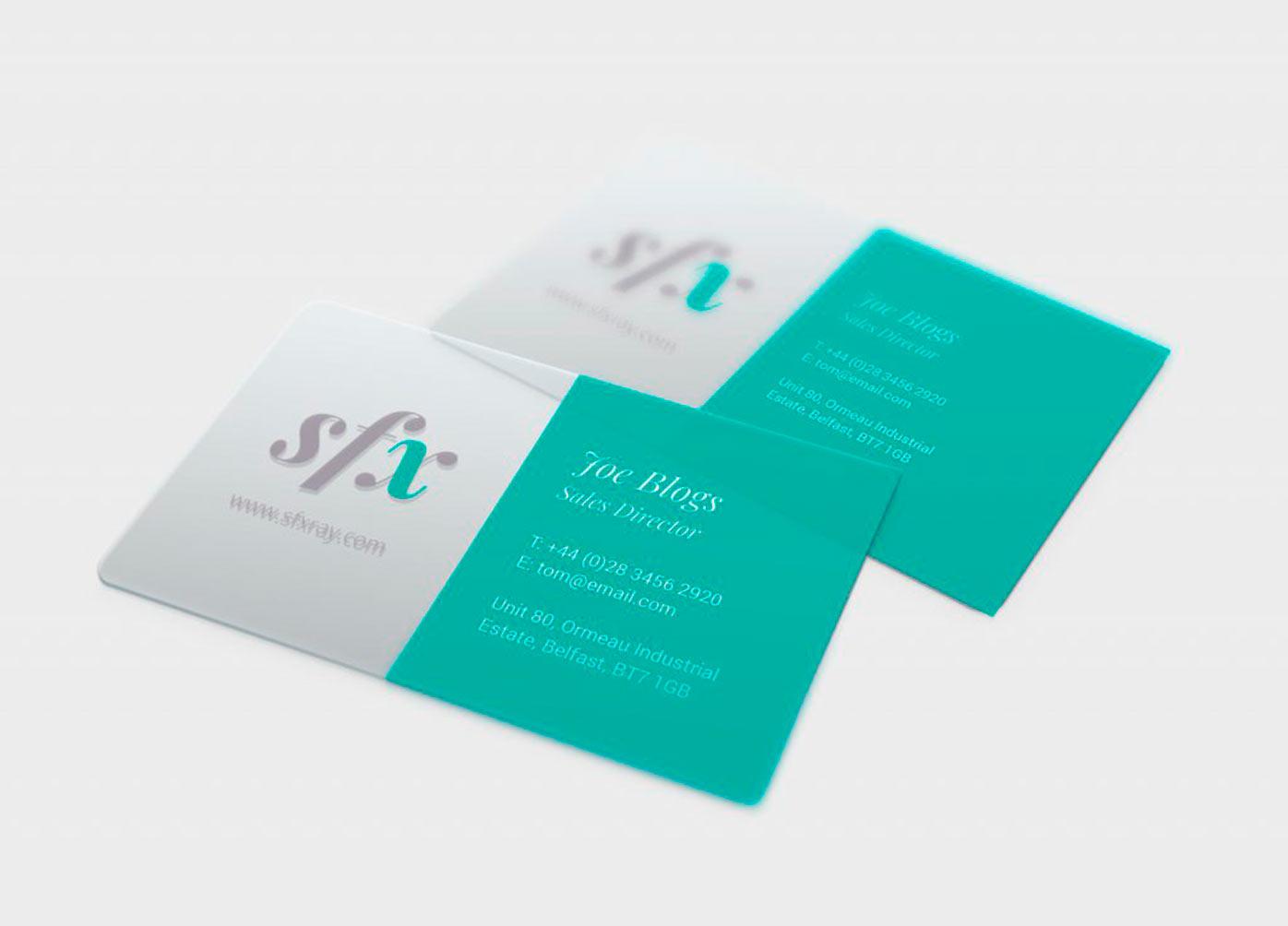 SFX cards
